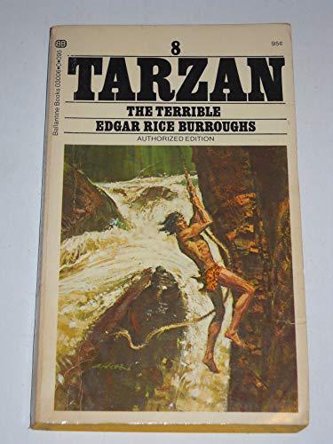 9780345030061: Tarzan The Terrible #8