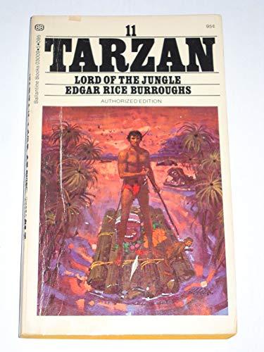 9780345030092: Tarzan, Lord of the Jungle (Tarzan, #11)