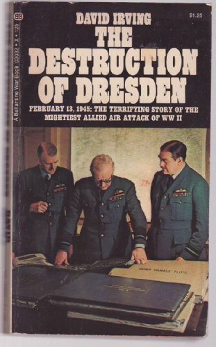 9780345030320: The Destruction of Dresden