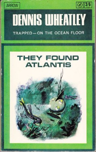 9780345030801: They Found Atlantis ( Black Magic Series )