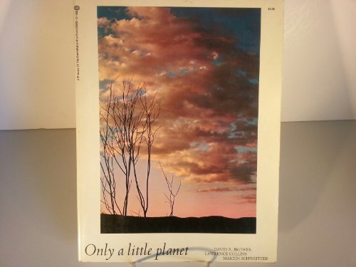9780345030986: Only a Little Planet (Celebrating the earth)