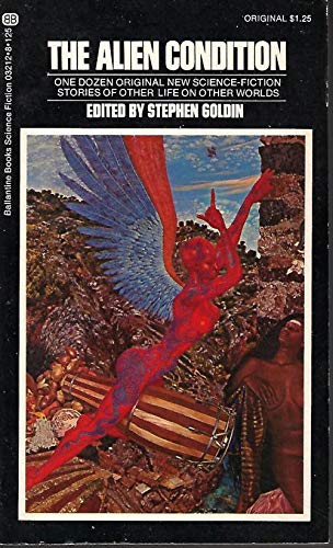 The Alien Condition : Lament of the: Goldin, Stephen (editor);