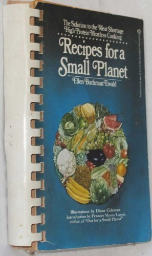 9780345032515: Recipes for a Small Planet: The Art and Science of High Protein Vegetarian Cookery