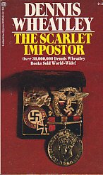 9780345032584: Gregory Sallust 03: The Scarlet Imposter