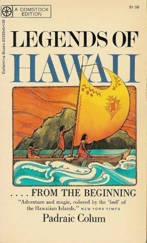 9780345033208: Legends of Hawaii