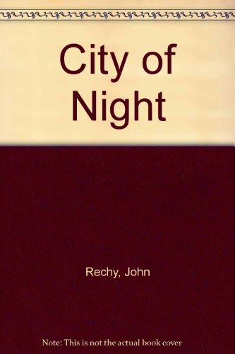 9780345033369: City of Night