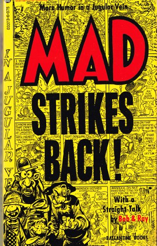 9780345033734: Mad Strikes Back