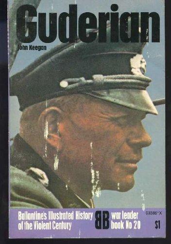 Guderian (034503385X) by Keegan, John