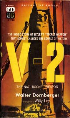 9780345062734: V-2 The Nazi Rocket Weapon