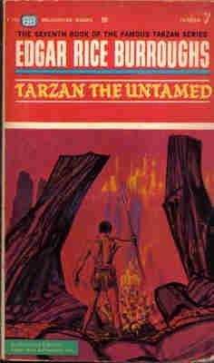 Tarzan the Untamed (Tarzan #7) (Vintage Ballantine,: Edgar Rice Burroughs
