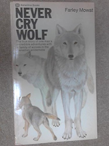 a literary analysis of never cry wolf Statistical analysis the most famous novel of alan paton amongst his literary work is cry, the beloved country never cry wolf is farley mowat's first.