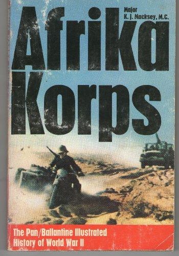 9780345097248: Afrika Korps