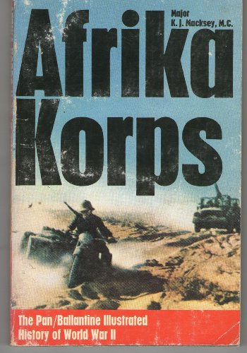 9780345097248: Afrika Korps (History of 2nd World War)