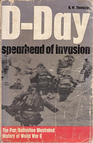 9780345097354: D-Day: Spearhead of Invasion (History of 2nd World War)