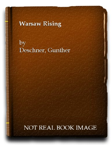 9780345097552: Warsaw Rising (History of 2nd World War)