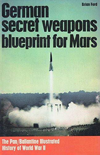 9780345097583: German Secret Weapons: Blueprint for Mars