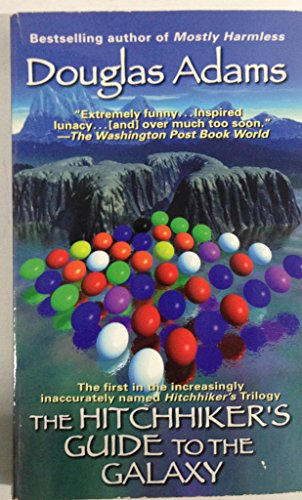 9780345177551: The Hitchhiker's Guide to the Galaxy
