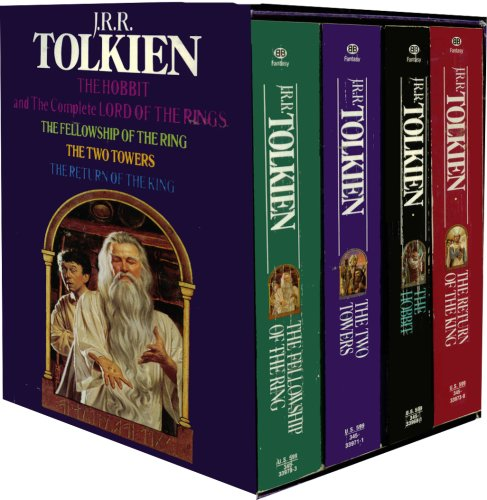 9780345195296: The Hobbit and the Complete Lord of the Rings