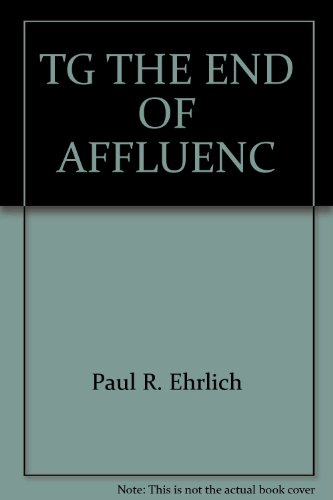 9780345201553: The End of Affluence