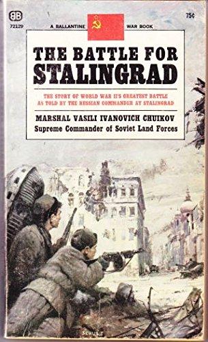9780345211095: Battle for Stalingrad