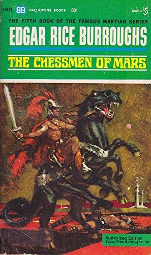 9780345215253: Chessmen of Mars