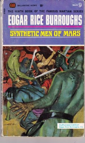 9780345215291: Synthetic Men of Mars - 02039