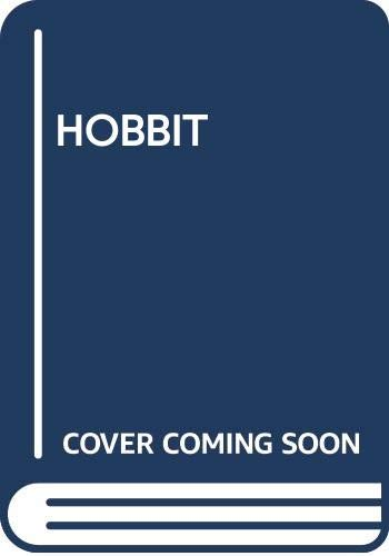 HOBBIT Enchanting prelude to The Lord of: TOLKIEN,J.R.R.
