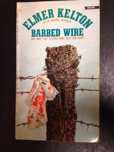 9780345216090: Barbed Wire