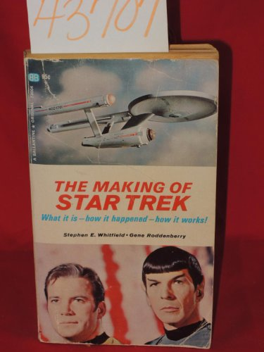 9780345216212: Making of Star Trek