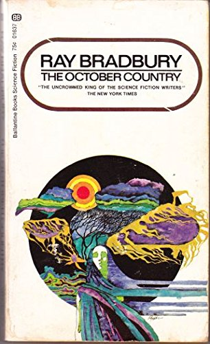 9780345216373: October Country