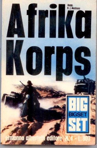 9780345216878: Afrika Korps