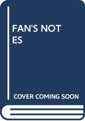 9780345217059: Fan's Notes
