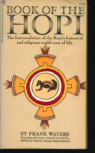 9780345217172: Book of the Hopi