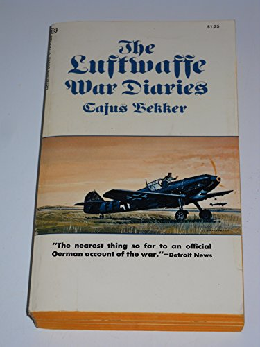 9780345217240: The Luftwaffe War Diaries
