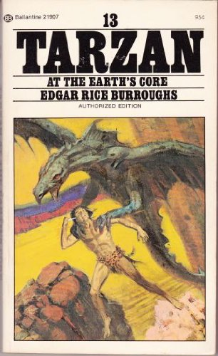9780345219077: Tarzan at the Earth's Core