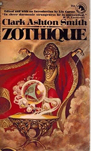 9780345219381: Zothique