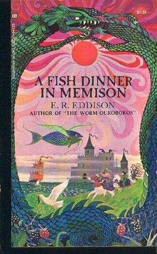9780345220325: A Fish Dinner in Memison