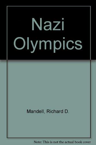 9780345225702: NAZI OLYMPICS