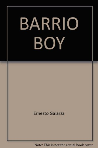 9780345225849: BARRIO BOY