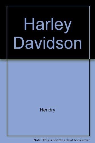 9780345226822: Harley Davidson