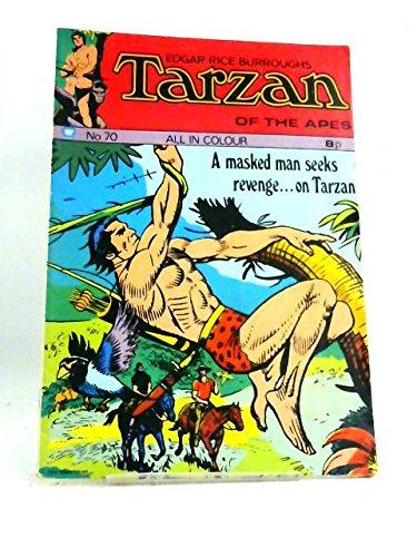 TARZAN OF THE APES (TARZAN, NO 1): Edgar Rice Burroughs