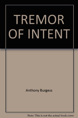 9780345227669: TREMOR OF INTENT