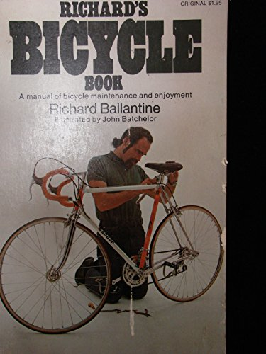 9780345228130: Richards Bicycle Book