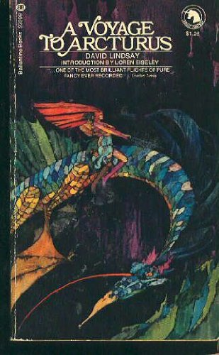 9780345232083: A Voyage to Arcturus