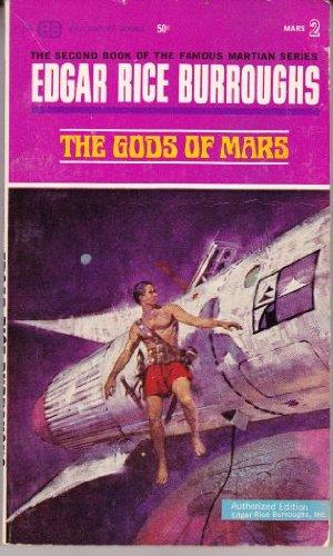9780345232182: The Gods Of Mars (Ballantine 23579, Mars #2)
