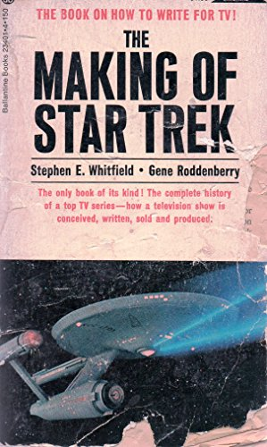 9780345234018: The Making of Star Trek