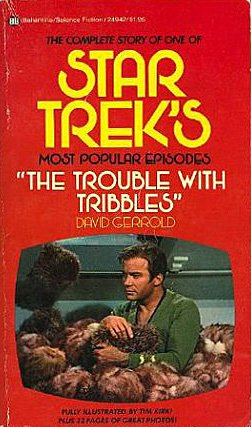 9780345234025: Trouble with Tribbles: The Birth Sale and Final Production of One Episode (Star Trek)