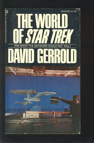 The World of Star Trek: David Gerrold
