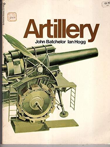 9780345234995: Artillery
