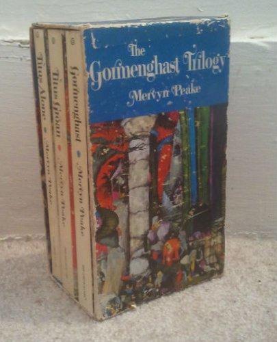 9780345235251: The Gormenghast Trilogy, Box Set